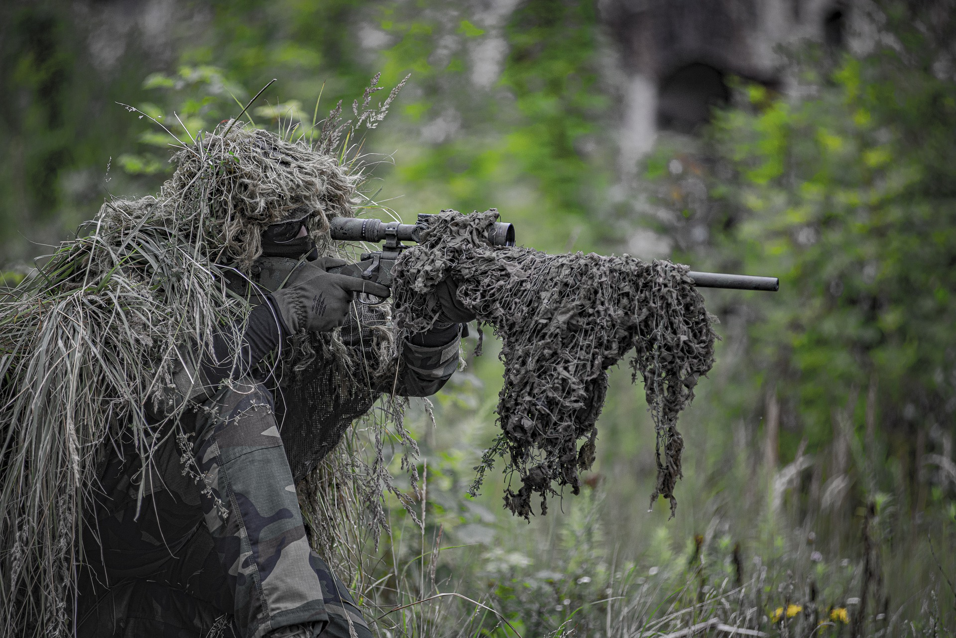 airsoft - Sniper